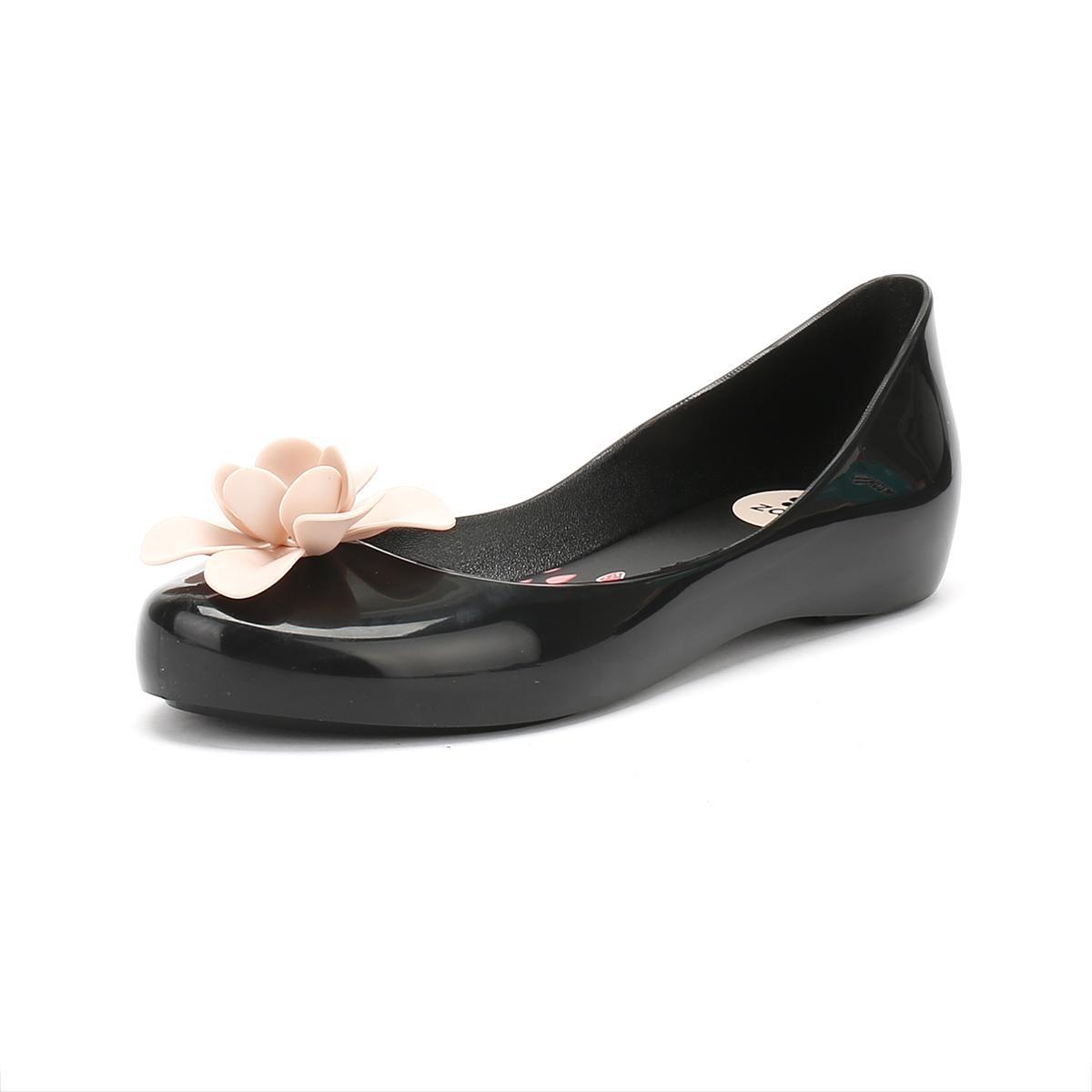 Zaxy Shoes Black