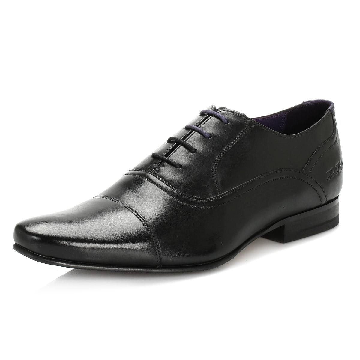 ted baker mens oxford shoes black or brown rogrr 2