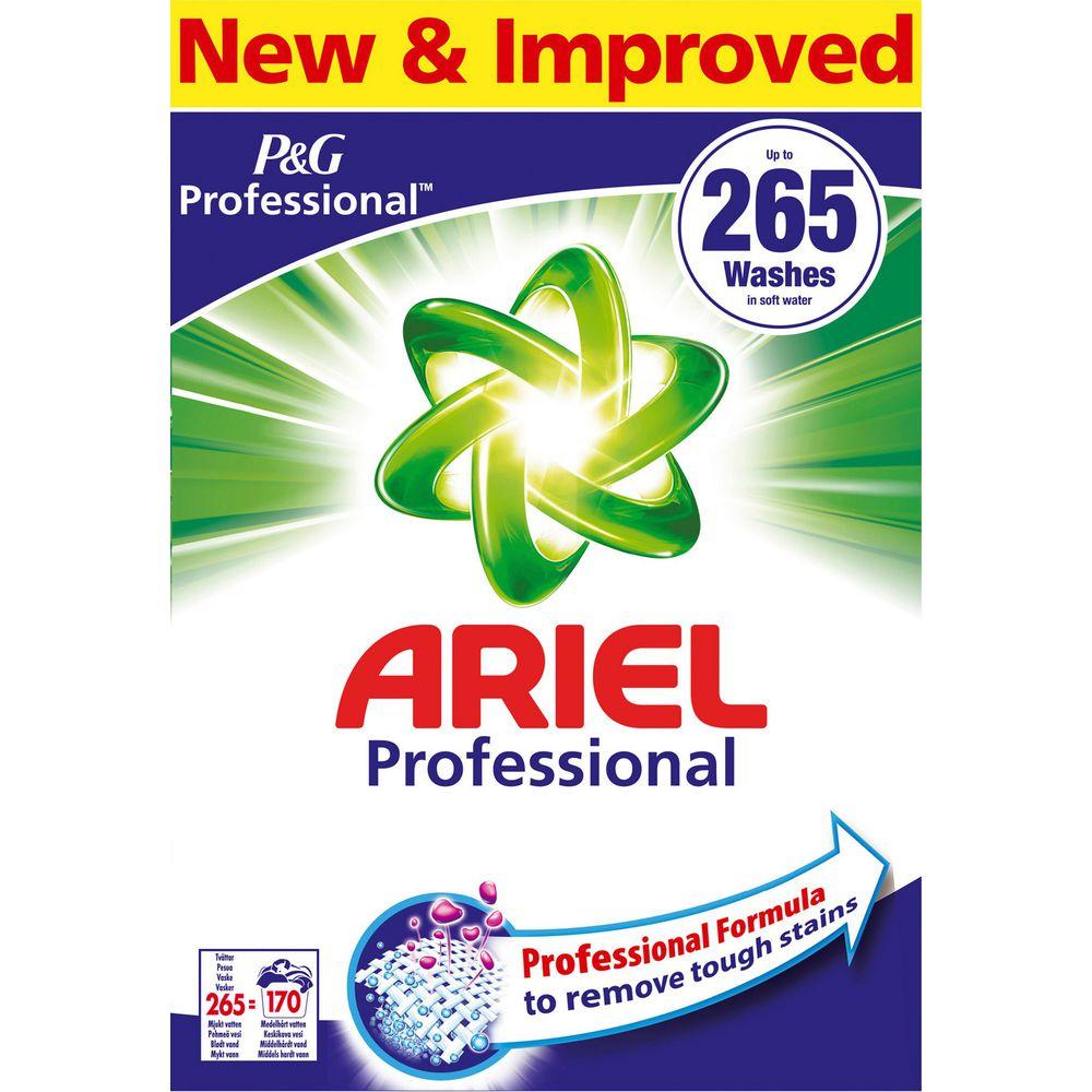 Ariel Actilift Giga XXL Pack, P&G Professional Washing Powder for 265 Washes