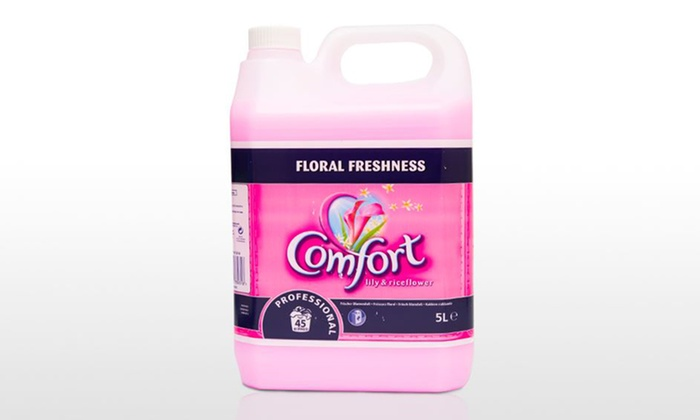 how to use comfort fabric conditioner