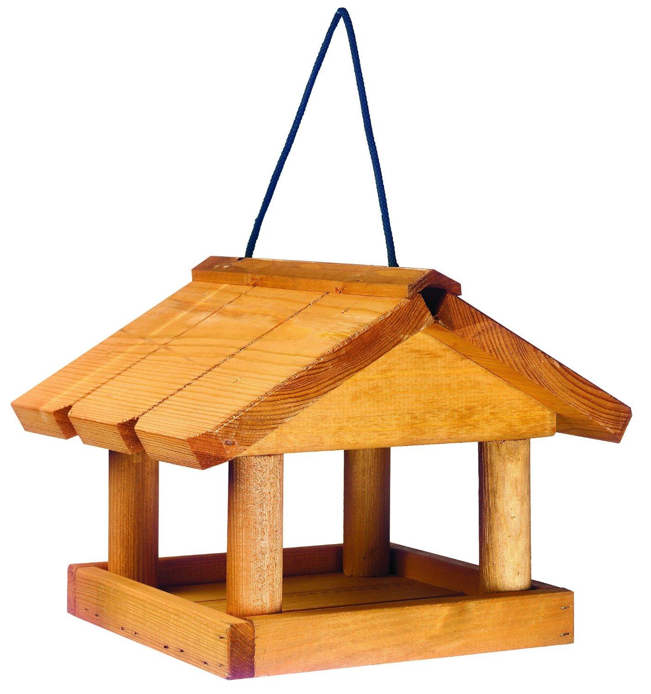 Hanging Tables: Gardman Mini Hanging Bird Table Wildbirds Balconies Small