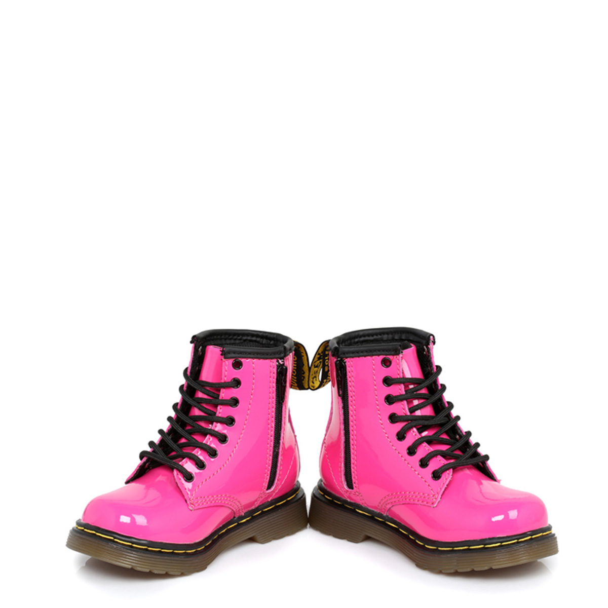Dr-Martens-Infants-Brooklee-Pink-Boots-Leather-Lace- 68d494e069da