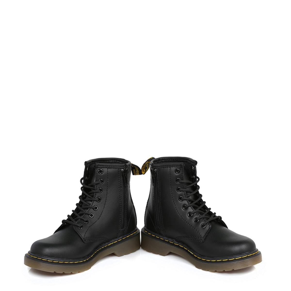 dr martens infant toddler docs boots delaney black