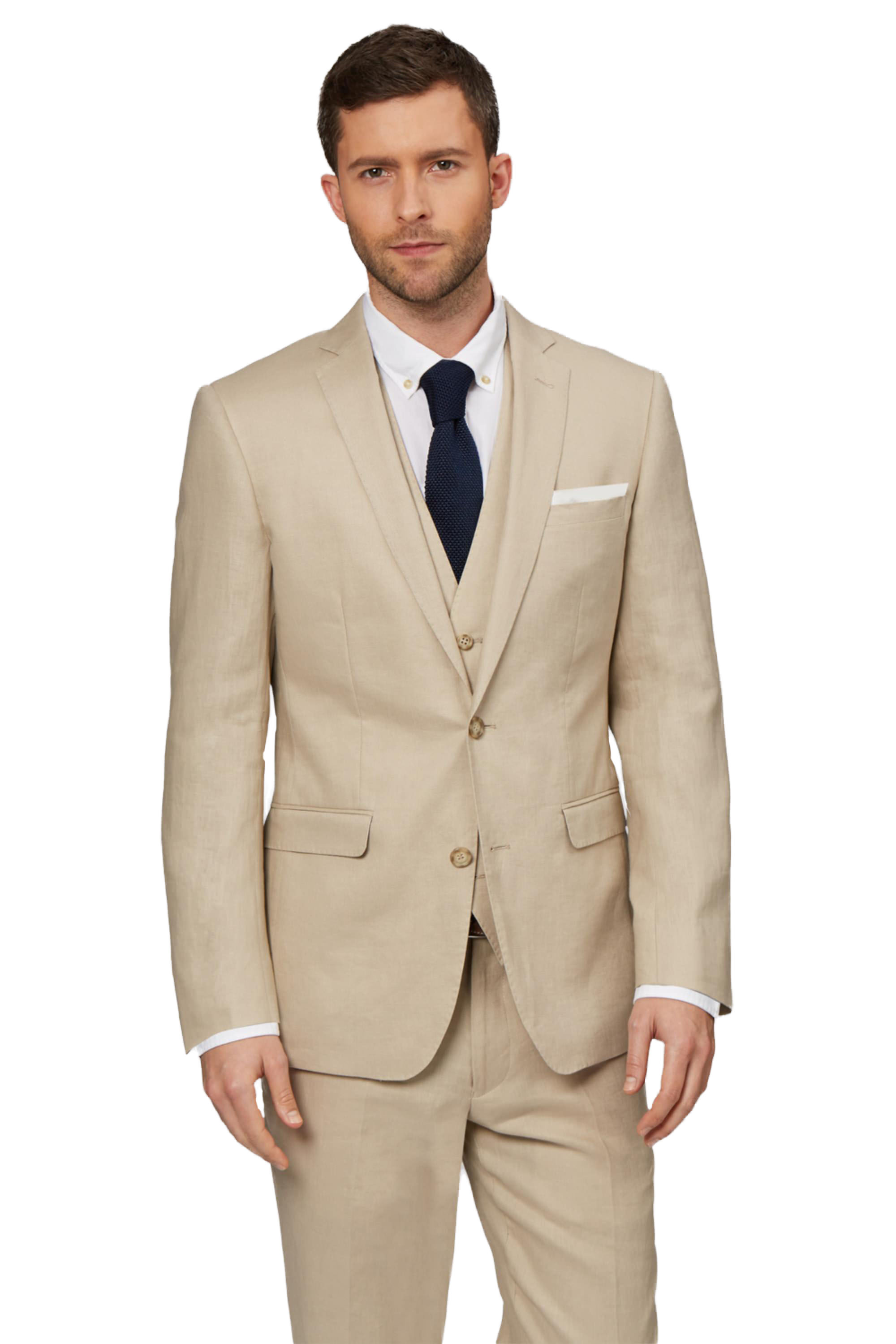 Shop online from our exclusive range of custom made men's linen suits! Get your custom suit online today from StudioSuits! Worldwide shipping available! Shop today!