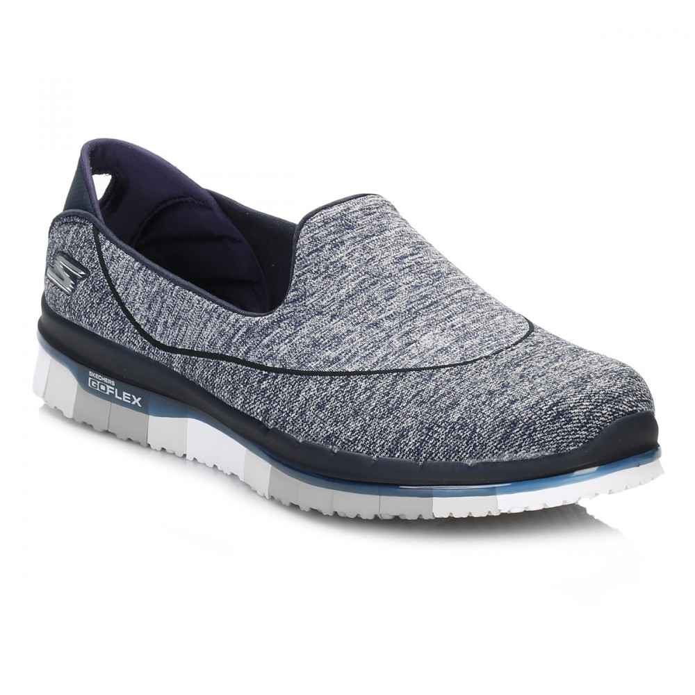 skechers womens trainers go flex various colours textile slip on walking shoes ebay. Black Bedroom Furniture Sets. Home Design Ideas