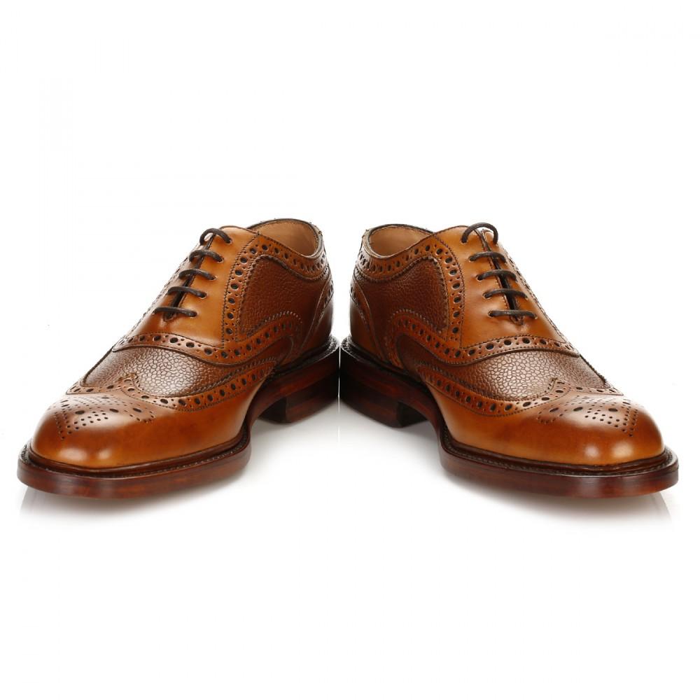 mens tan oxford shoes