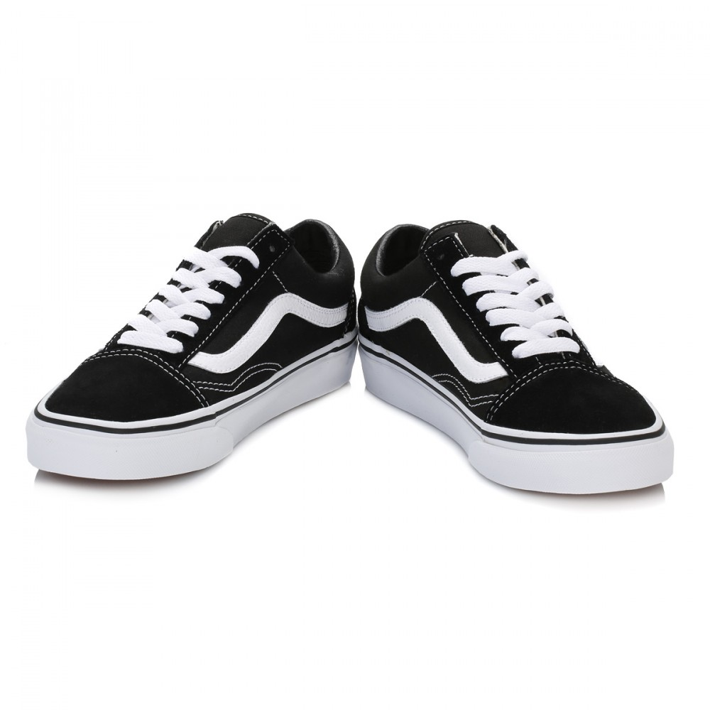 Vans Mens Casual Shoes Black
