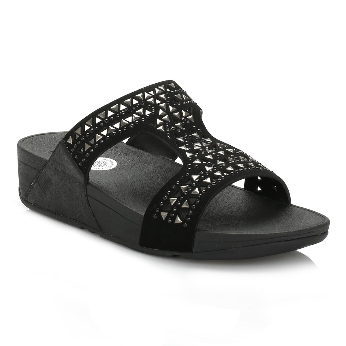 Fantastic Arizona Jean Company Arizona Jean Company Jelly Women Black Slides Sandal Sandals