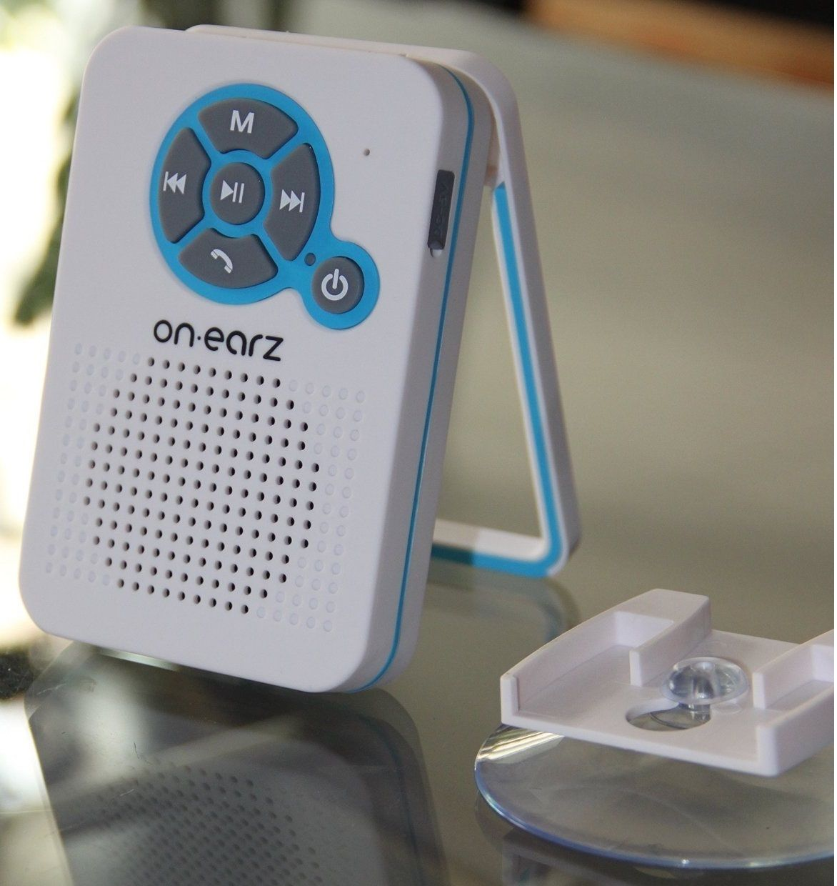On Earz P105 Speaker Wireless Bluetooth Bathroom Shower