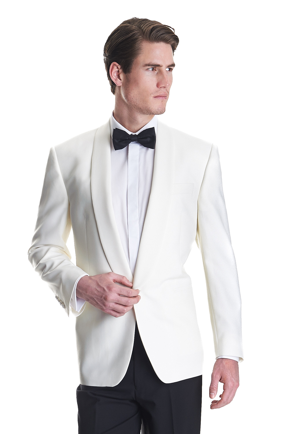 Make an impression at your next Black Tie event with our range of Tuxedo sets, 3 piece Dinner Suits, formal shirts and belts. Free Click & Collect! By browsing Matalan, you agree to our use of cookies.