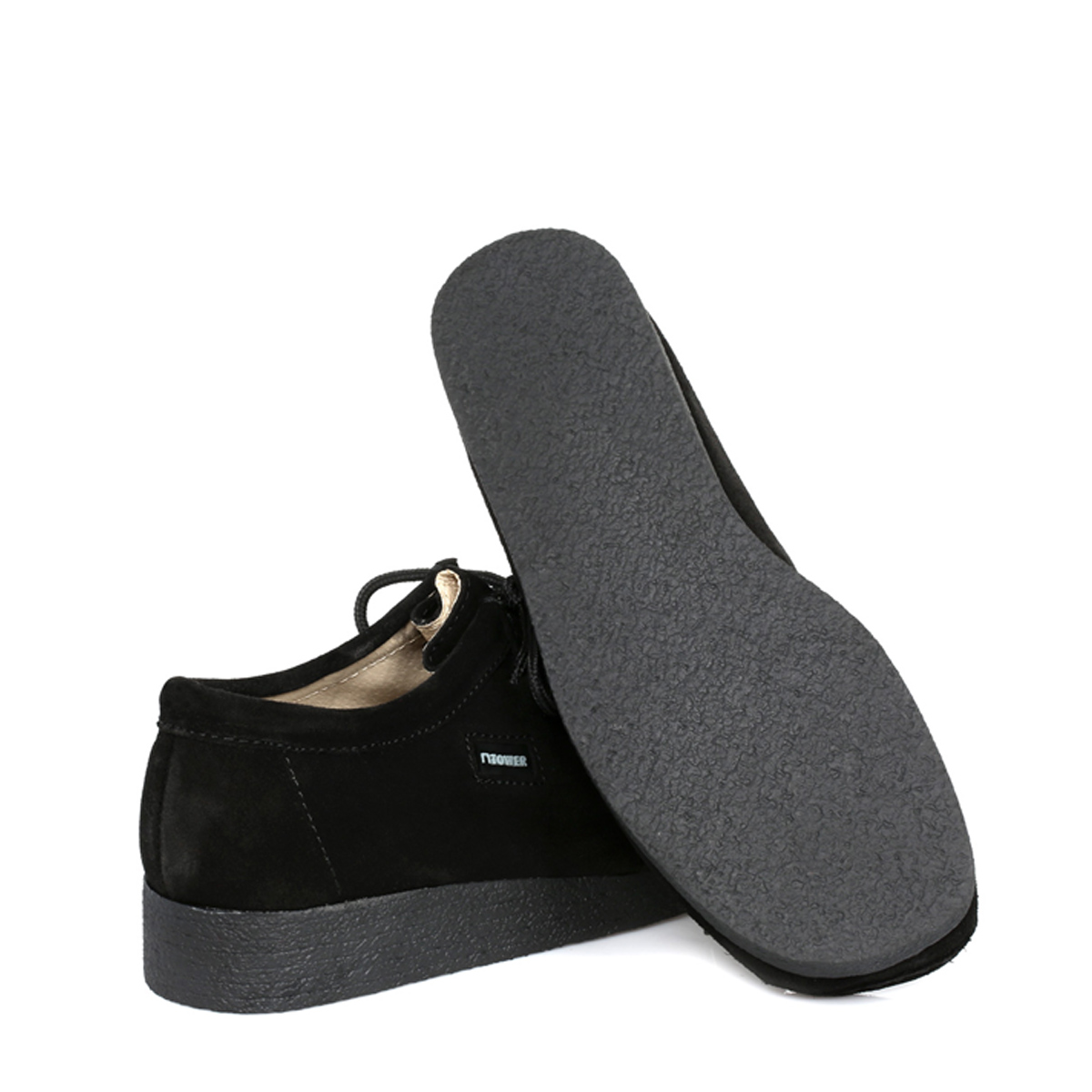 Base London Leather Driving Shoes