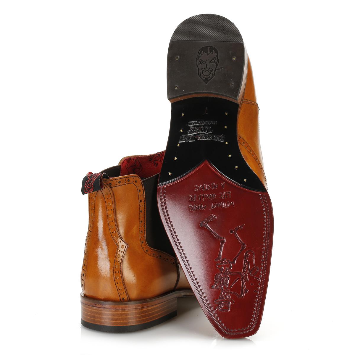 Jeffery West Mens Shoes