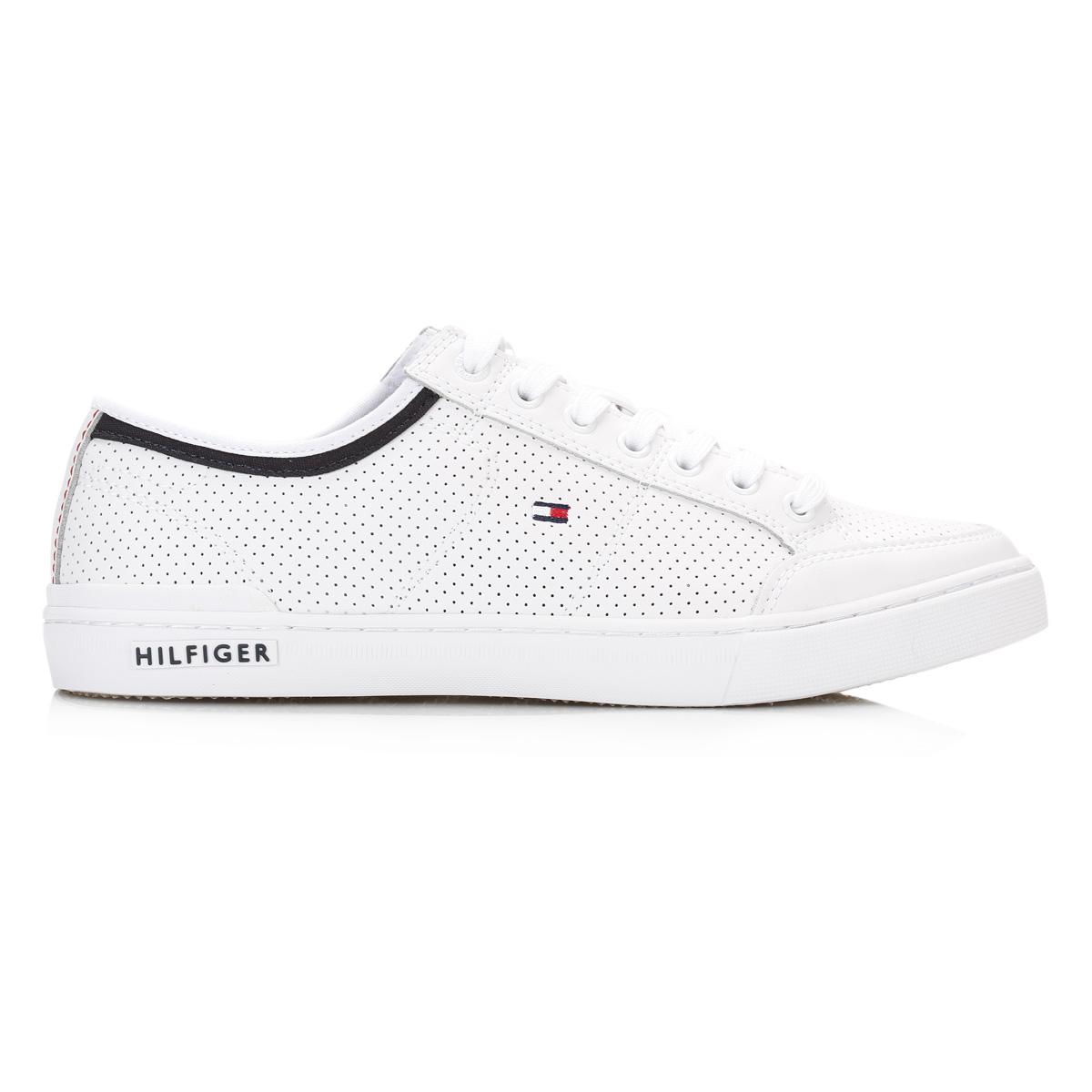 buy cheap huge surprise Tommy Hilfiger White Casual Sneakers cheap wholesale high quality sale online 9EkJmc0LmF