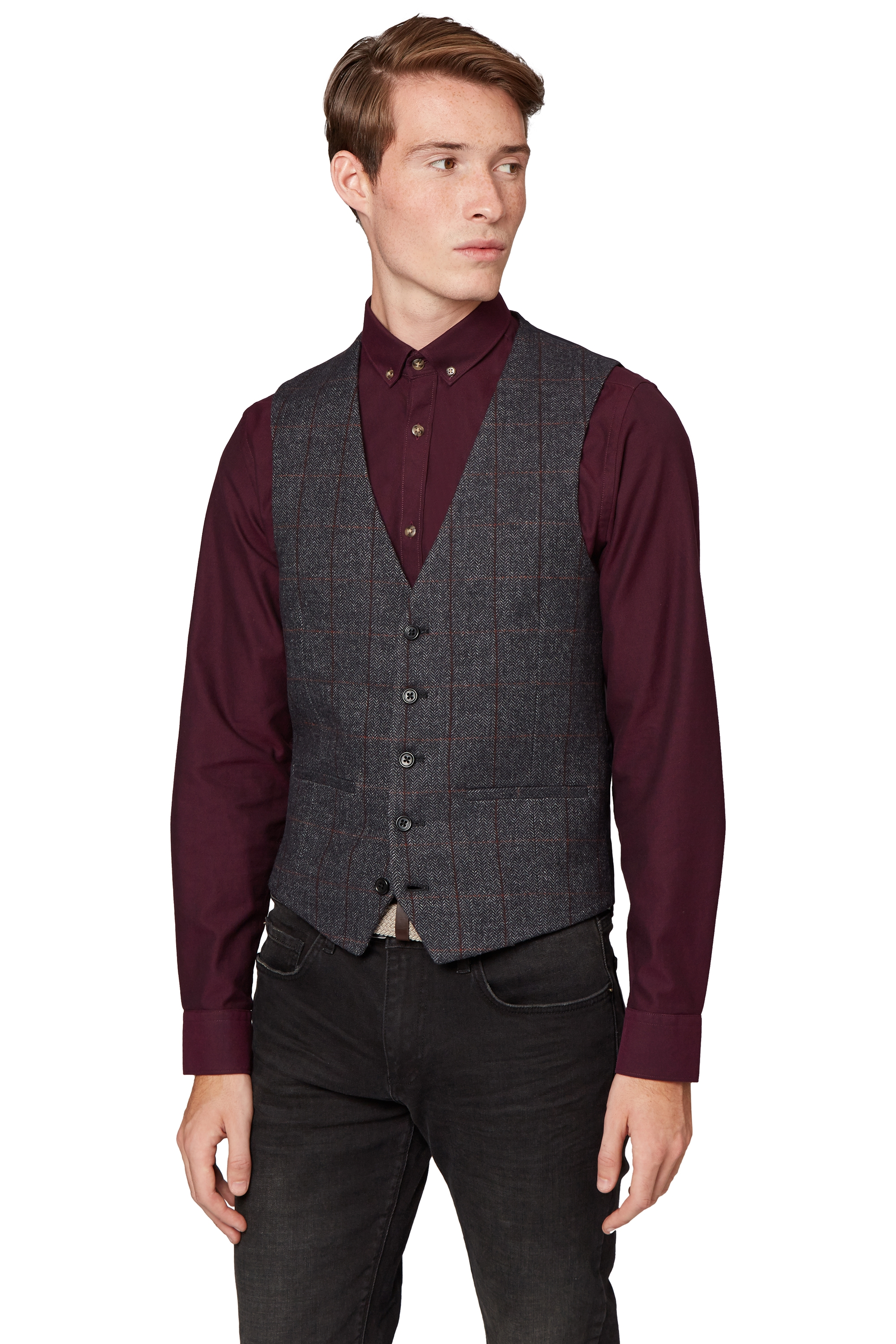 archivesnapug.cf: grey waistcoat. Interesting Finds Updated Daily. Amazon Try Prime All WEEN CHARM Men's Business Suit Waistcoat Double Breasted Tweed Slim Fit Dress Tuxedo Vintage Gentleman Vest V-Neck. by WEEN CHARM. $ - $ $ 19 $ 24 77 Prime. FREE Shipping on eligible orders.