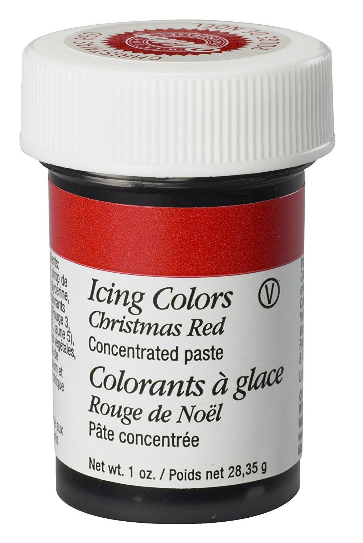 Cake Art Casting Gel Uk : Wilton Icing Colour Gel Paste Christmas Red Cake Frosting ...