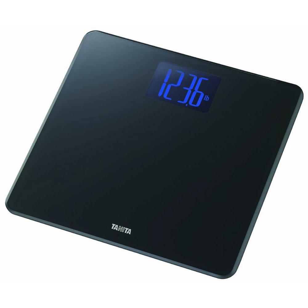 Tanita Digital Designer Glass Bathroom Scale Weighing Body
