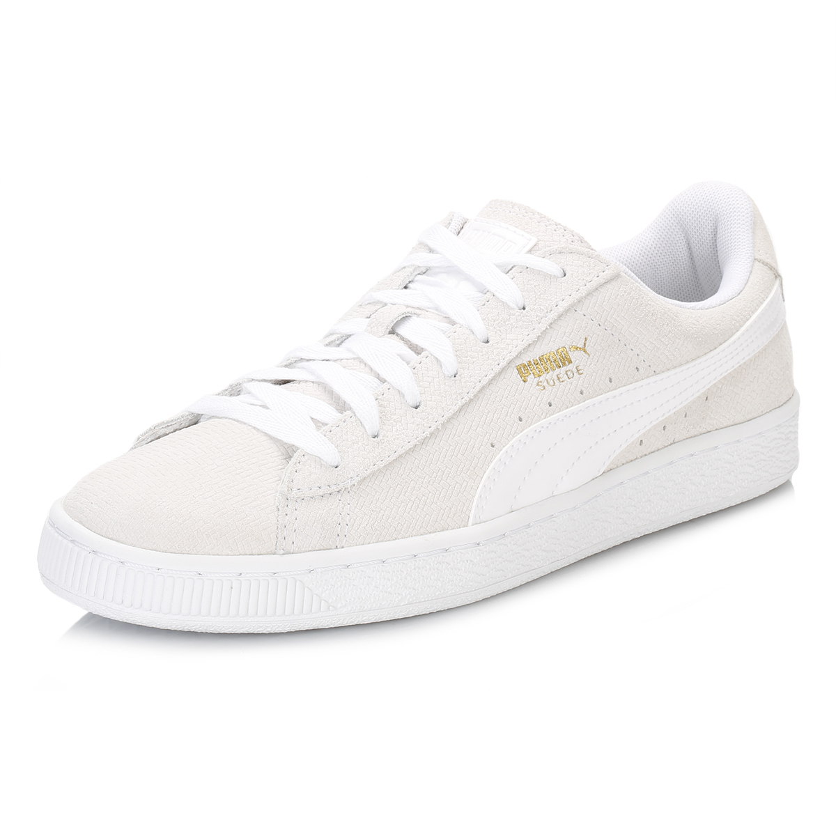 Chaussures Puma Star blanches Casual femme