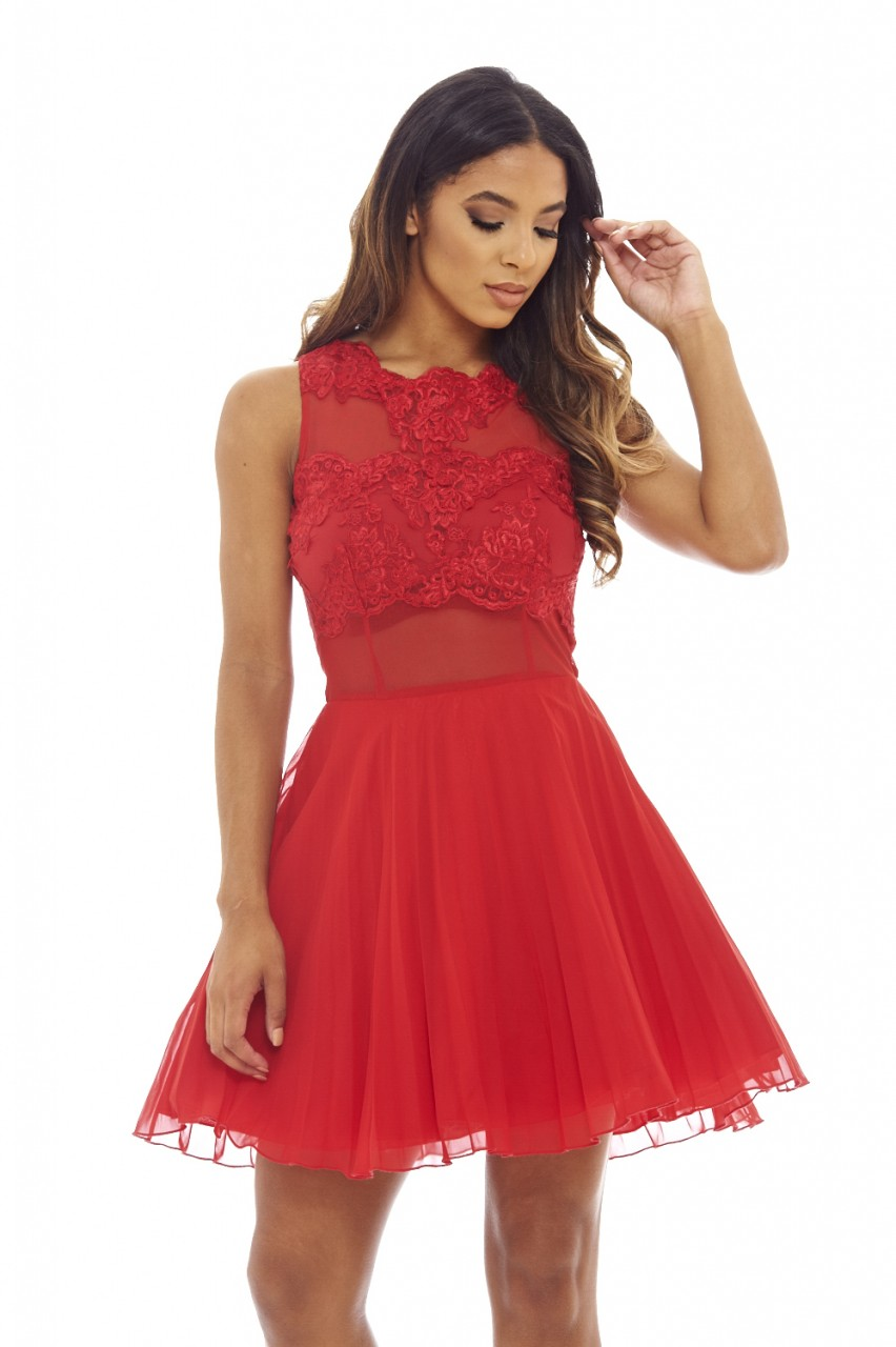 Innovative Women Dress Top Quality New Fashion Red Casual Sheath V Neck Dress