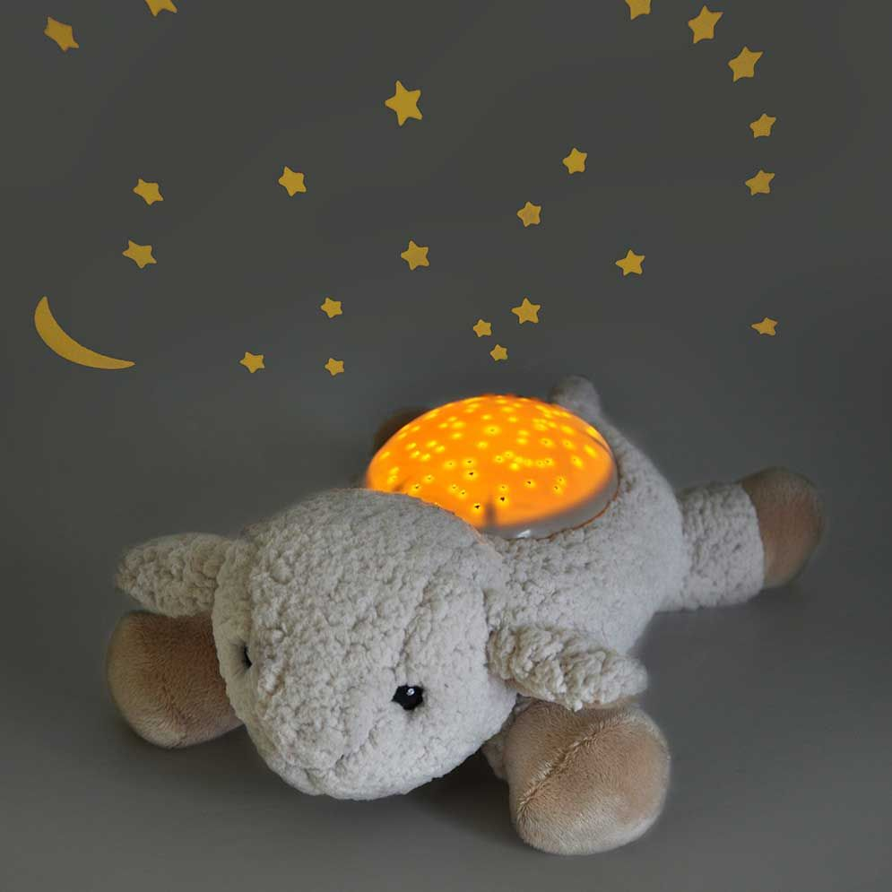 Twilight Buddies Turtle/Sheep Night Light, Constellations ...