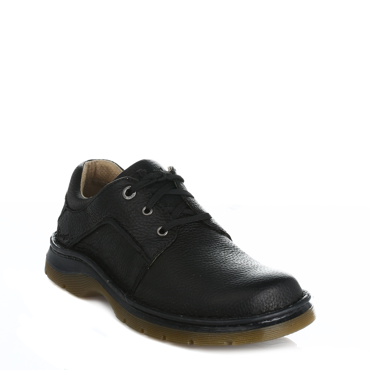 Dr. Martens Men Kids Docs Shoes Zack Gibson Black Leather ...