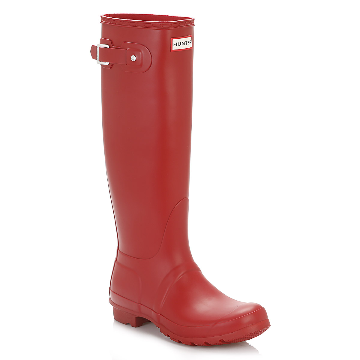 Hunter Women High/Short Wellington Boots Ladies Glossy ...