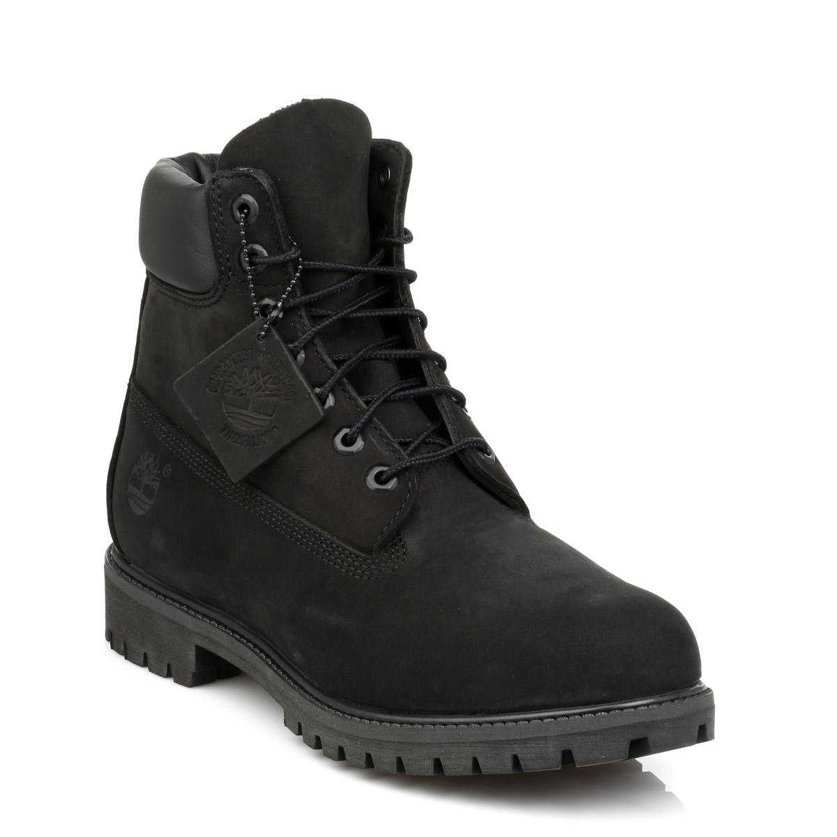 Shoe Boots Lace Up Mens