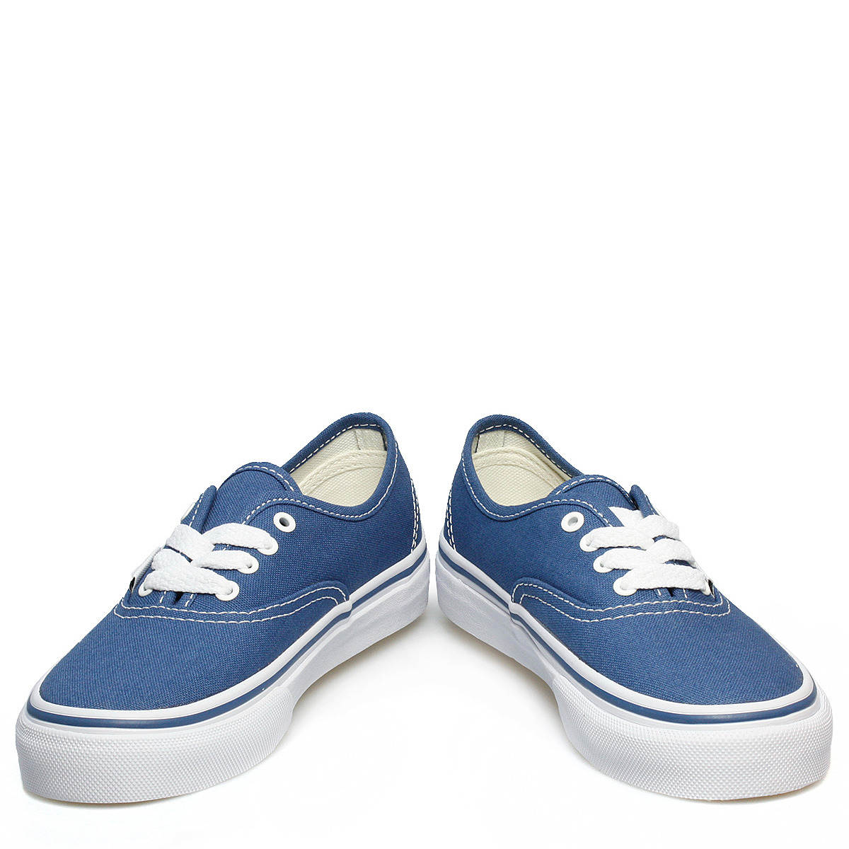 Vans Kids Trainers Red/Blue Girls Boys Canvas Trainers ...