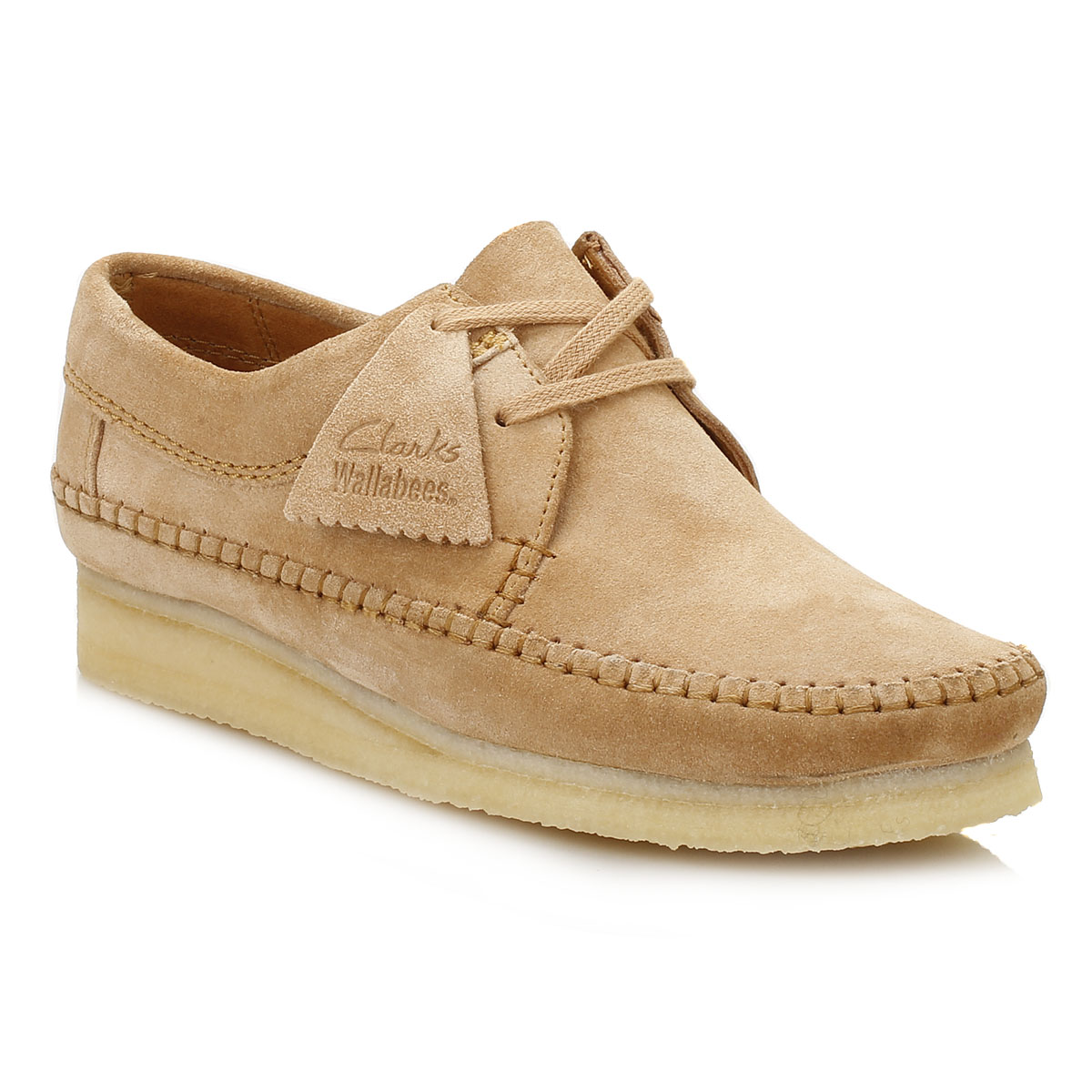 Womens Clarks Shoes In Blue