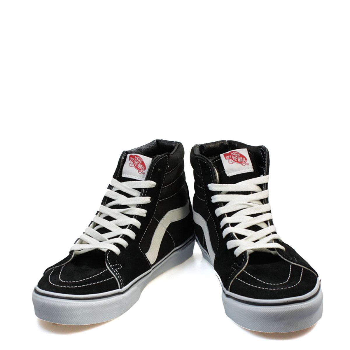 How To Lace Vans Sk Hi Shoes
