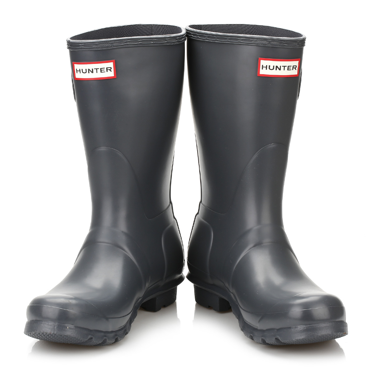 Hunter Womens Mid Calf Wellington Boots, Rubber Shoes ...- photo #50