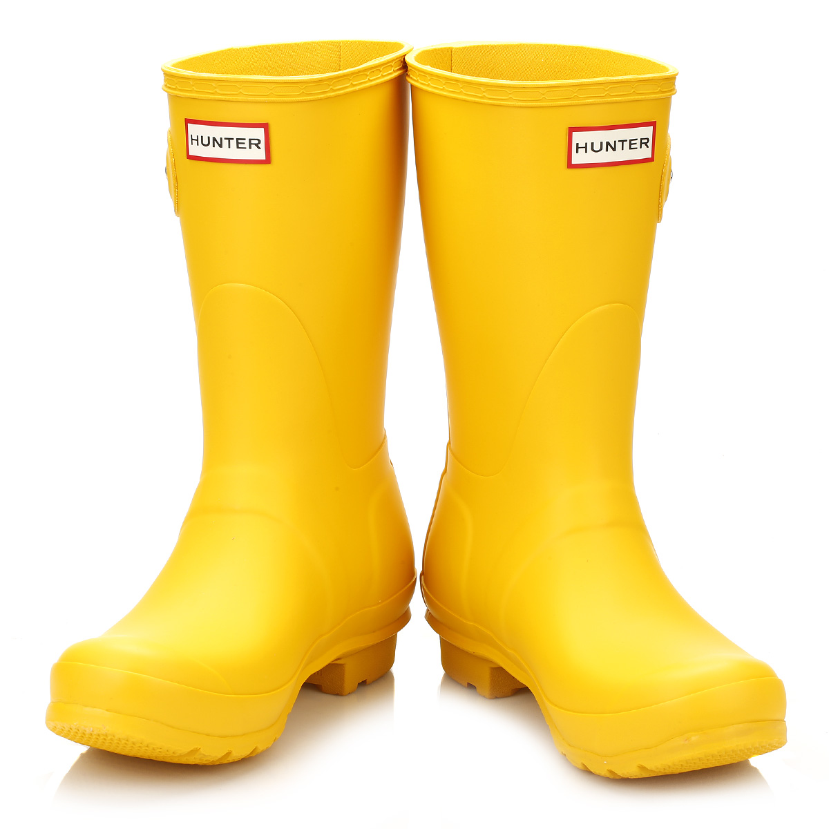 Hunter Womens Mid Calf Wellington Boots, Rubber Shoes ...