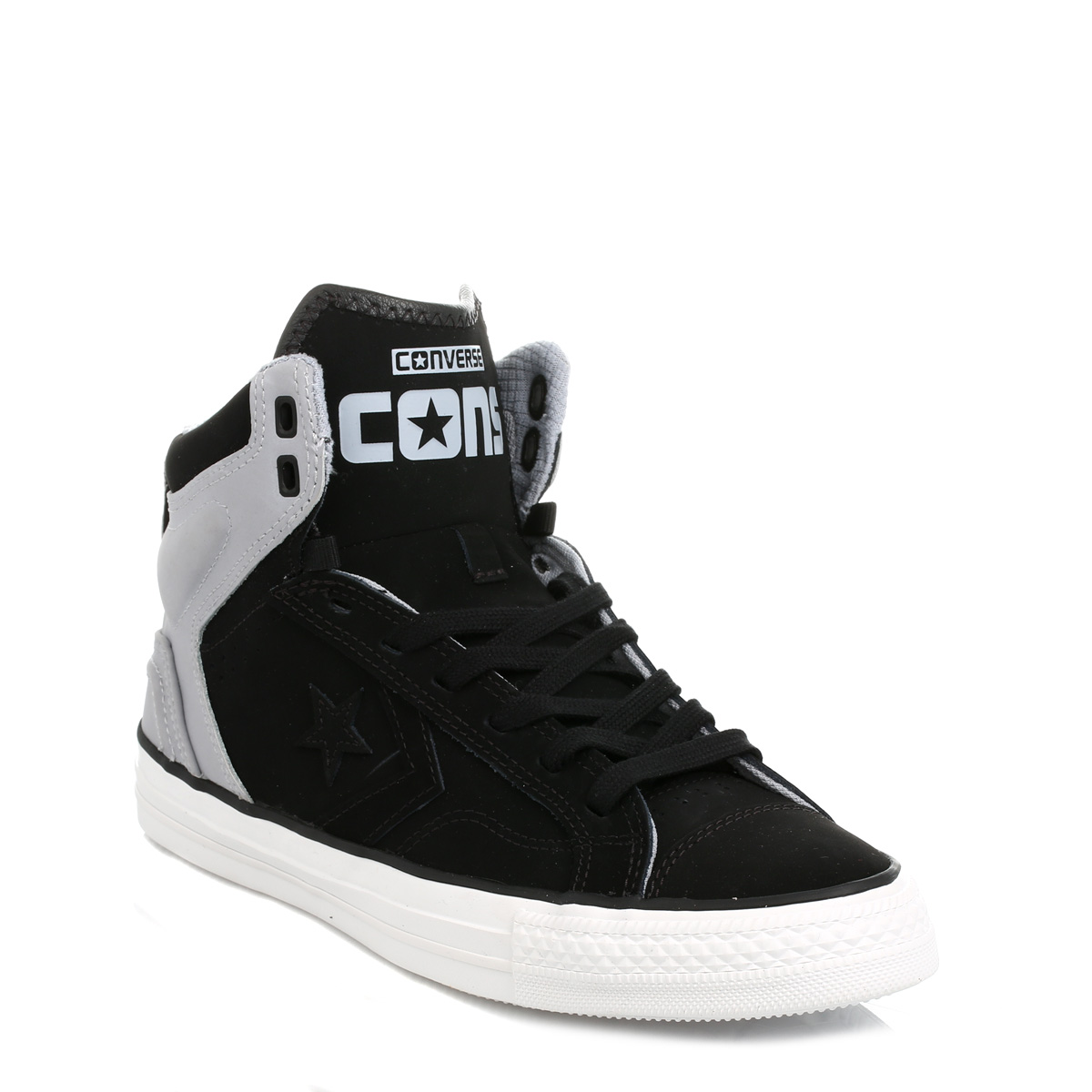 how to wear high top converse laces