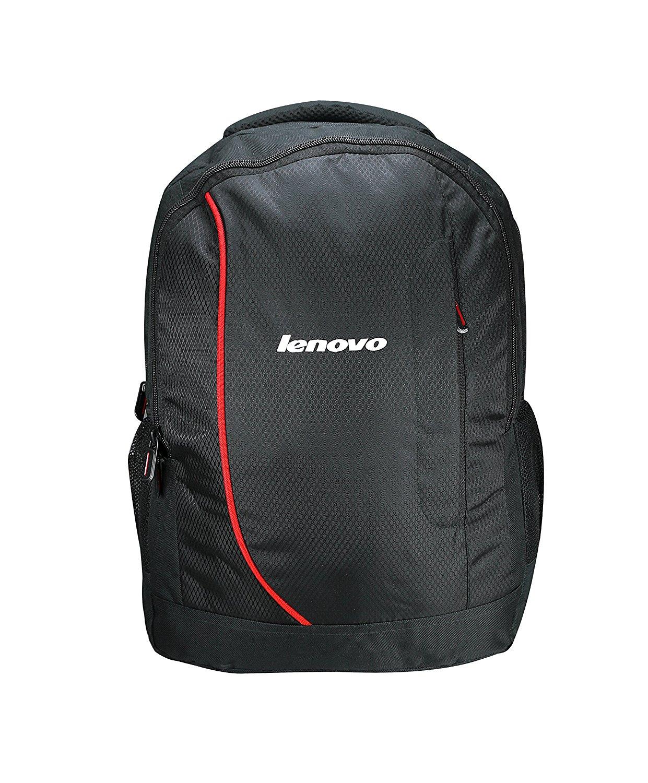 genuine lenovo backpack b3055 for 15 6 laptop black notebook rucksack. Black Bedroom Furniture Sets. Home Design Ideas