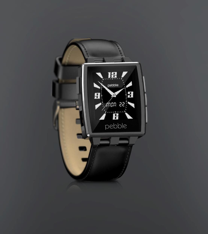 how to change pebble steel watch band