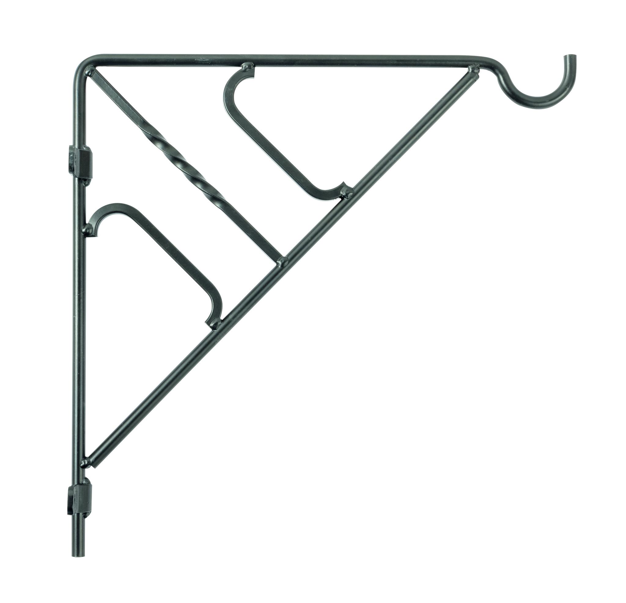 Gardman Stainless Steel Brackets For Hanging Baskets