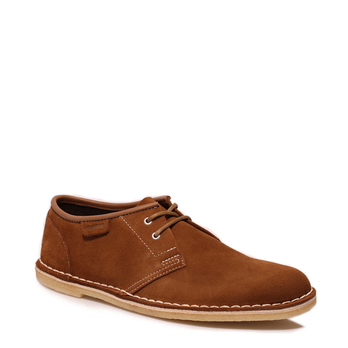 Two Eyelet Suede Shoes