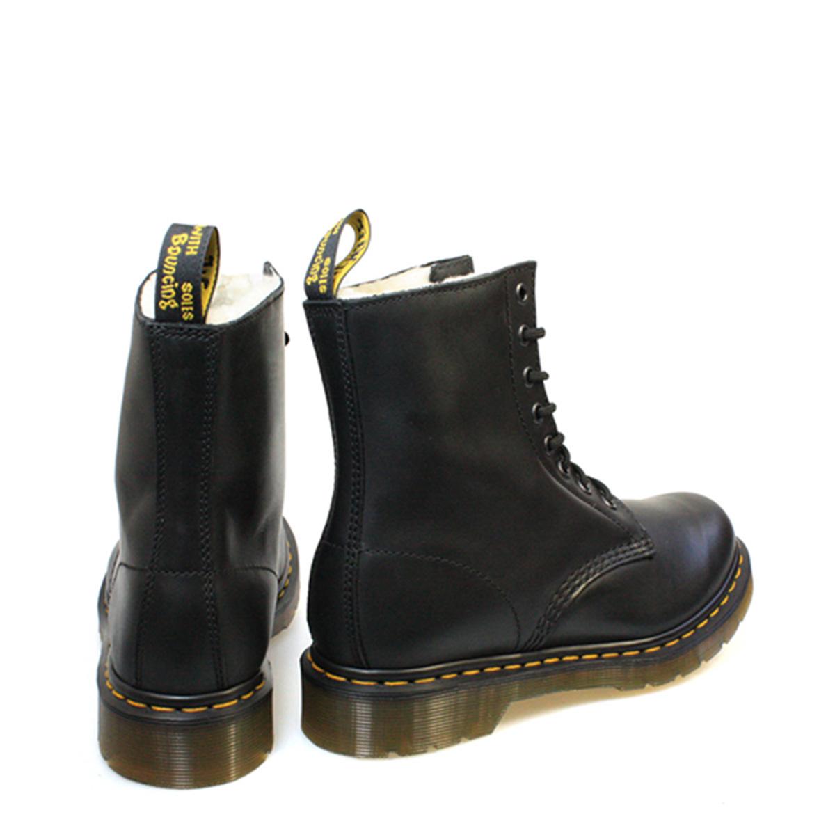 dr martens serena womens docs black leather ankle boots. Black Bedroom Furniture Sets. Home Design Ideas