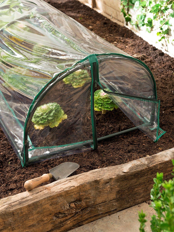 Durable Plants For The Garden: Gardman Perma Tunnel With PVC Cover Garden Outdoor Durable