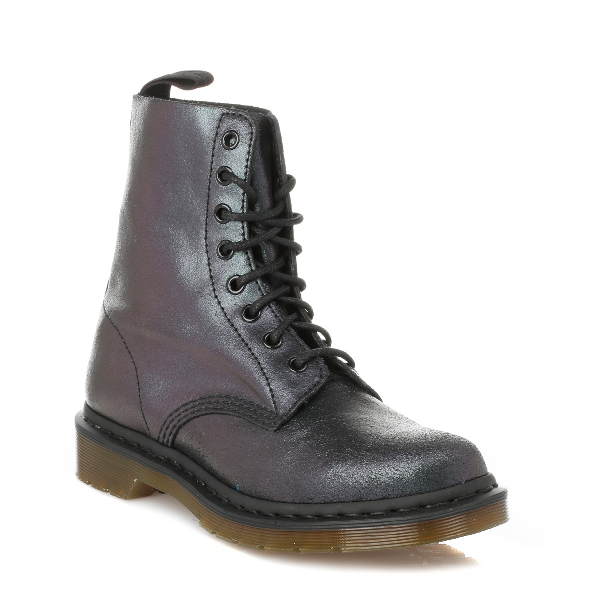 dr martens womens docs ankle boots leather lace up casual