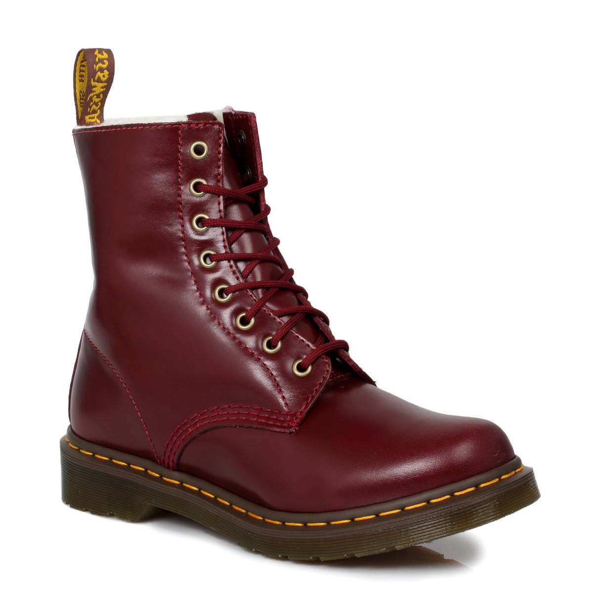 dr martens ankle boots serena womens docs leather lace up. Black Bedroom Furniture Sets. Home Design Ideas