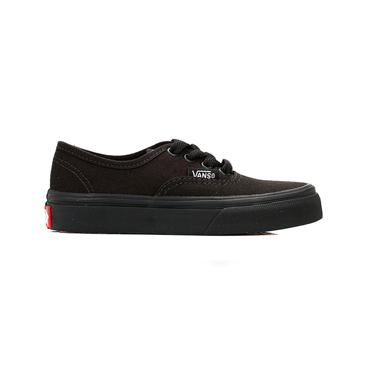vans kids shoes. vans-kids-girls-boys-trainers-black-authentic-canvas- vans kids shoes -