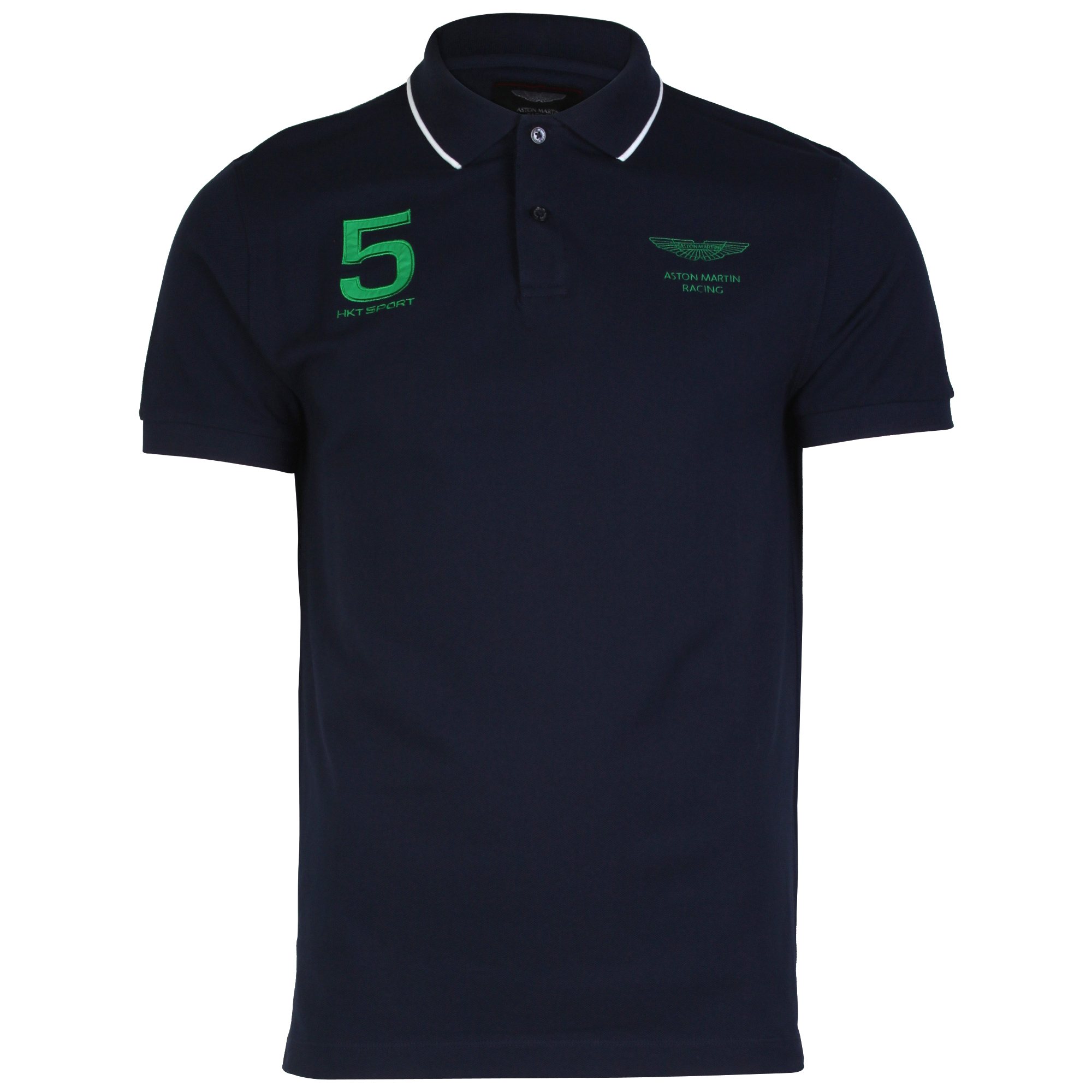 hackett aston martin racing undercollar mens polo shirt ebay. Black Bedroom Furniture Sets. Home Design Ideas