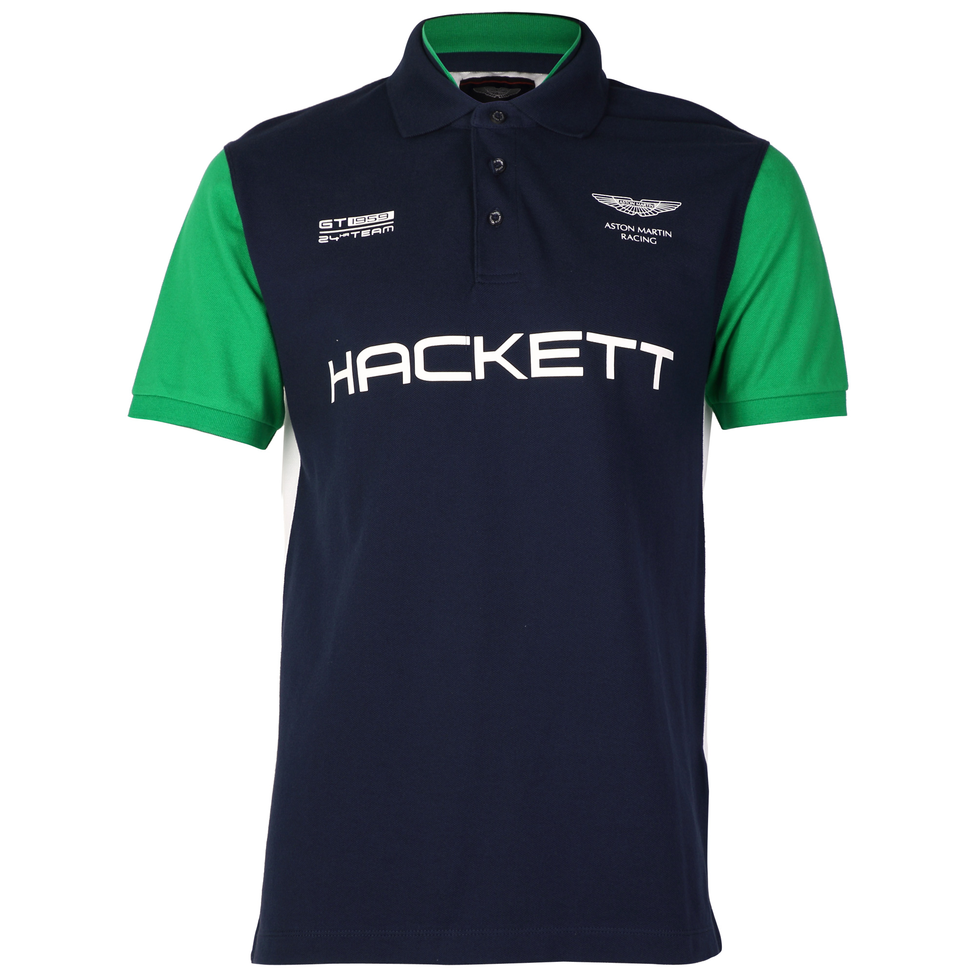 hackett aston martin racing multi mens polo shirt ebay. Black Bedroom Furniture Sets. Home Design Ideas