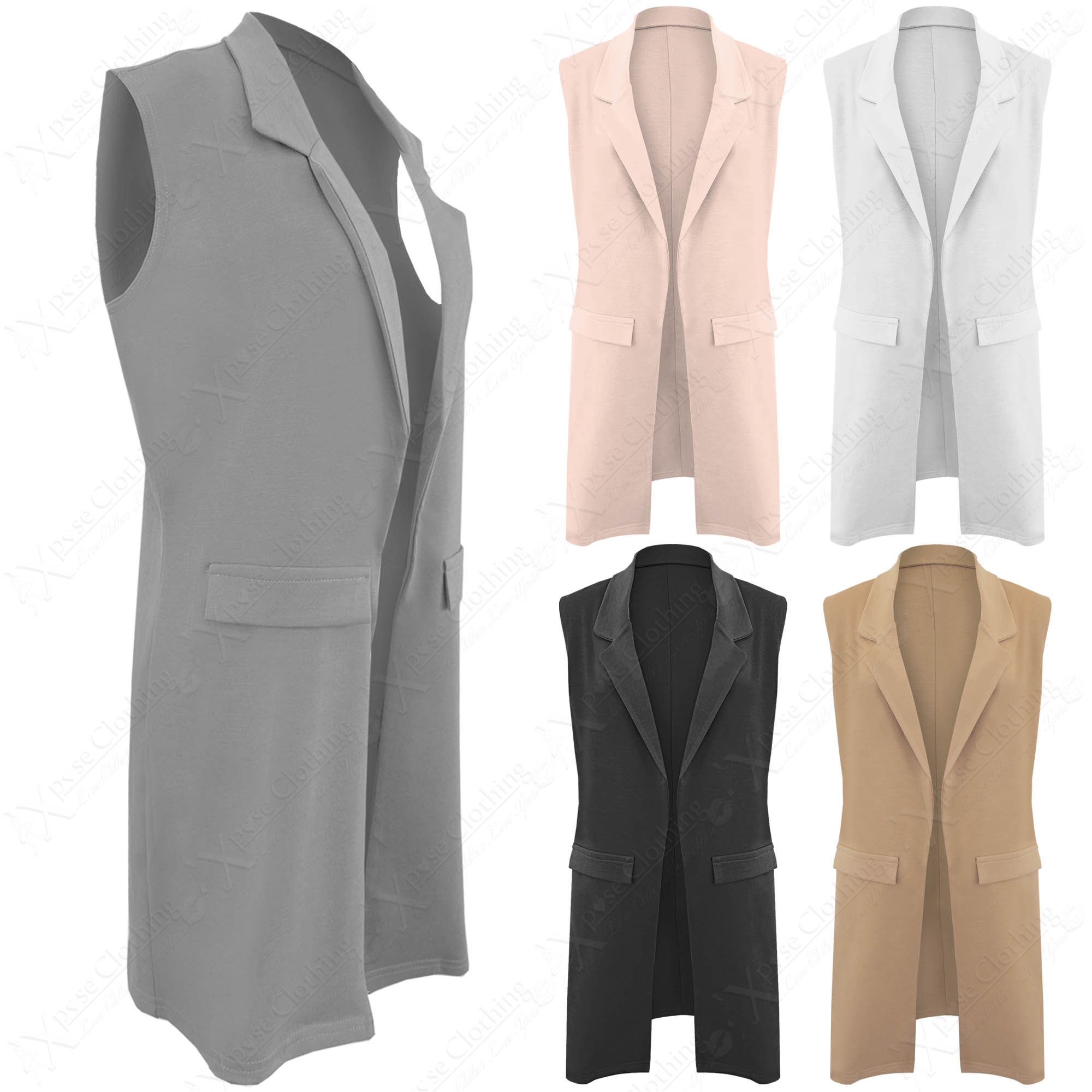 Find great deals on eBay for women sleeveless jackets. Shop with confidence.