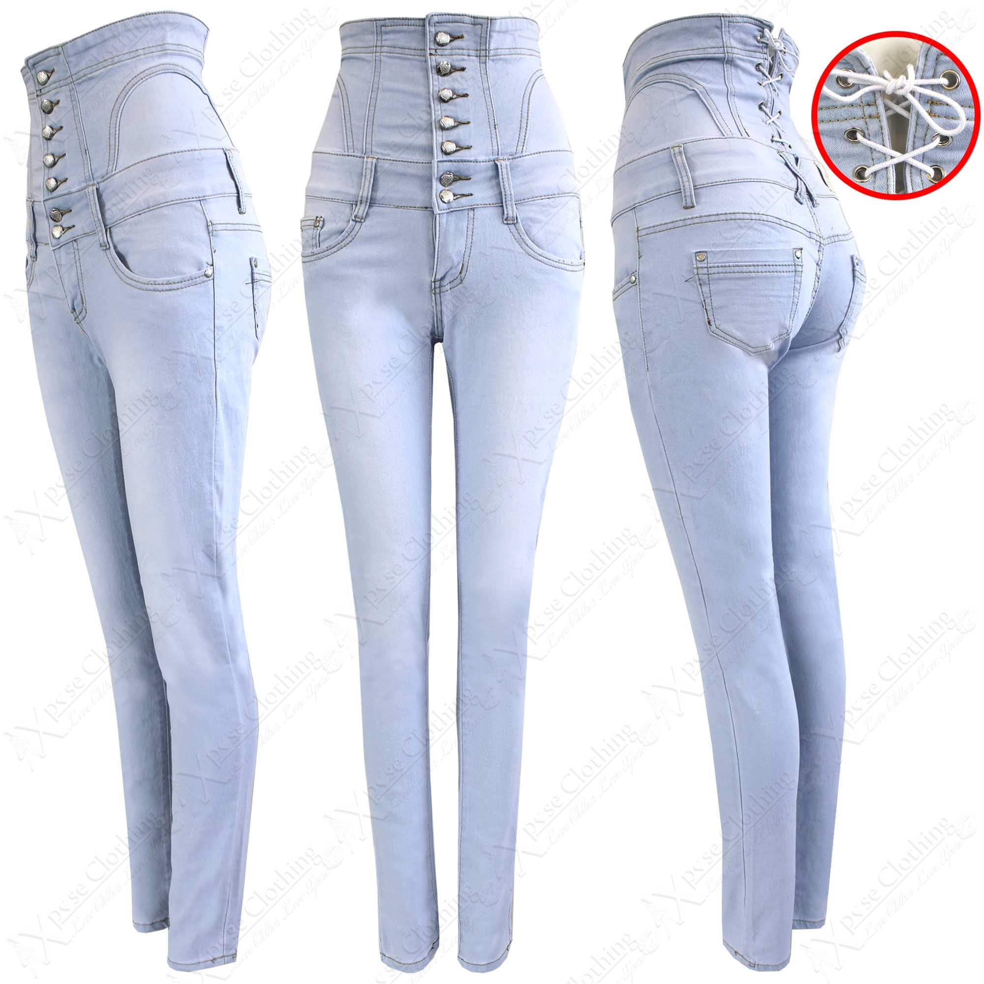 High waisted skinny jeans - deals on 1001 Blocks