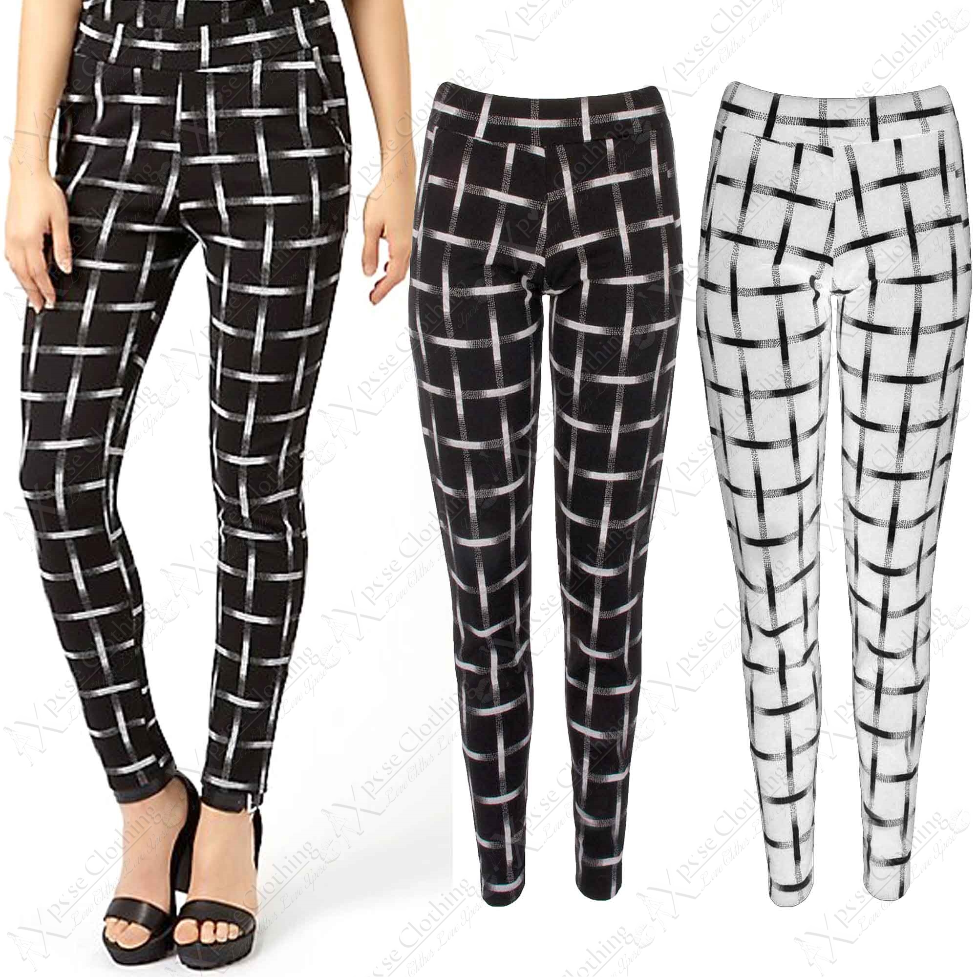Stay one step ahead of the fashion curve with the slick and sharp cigarette pants. Our crazy hot collection of eternally chic cigarette pants will take you from day through to night for desk to disco ballin' looking as effortless as an off duty model.