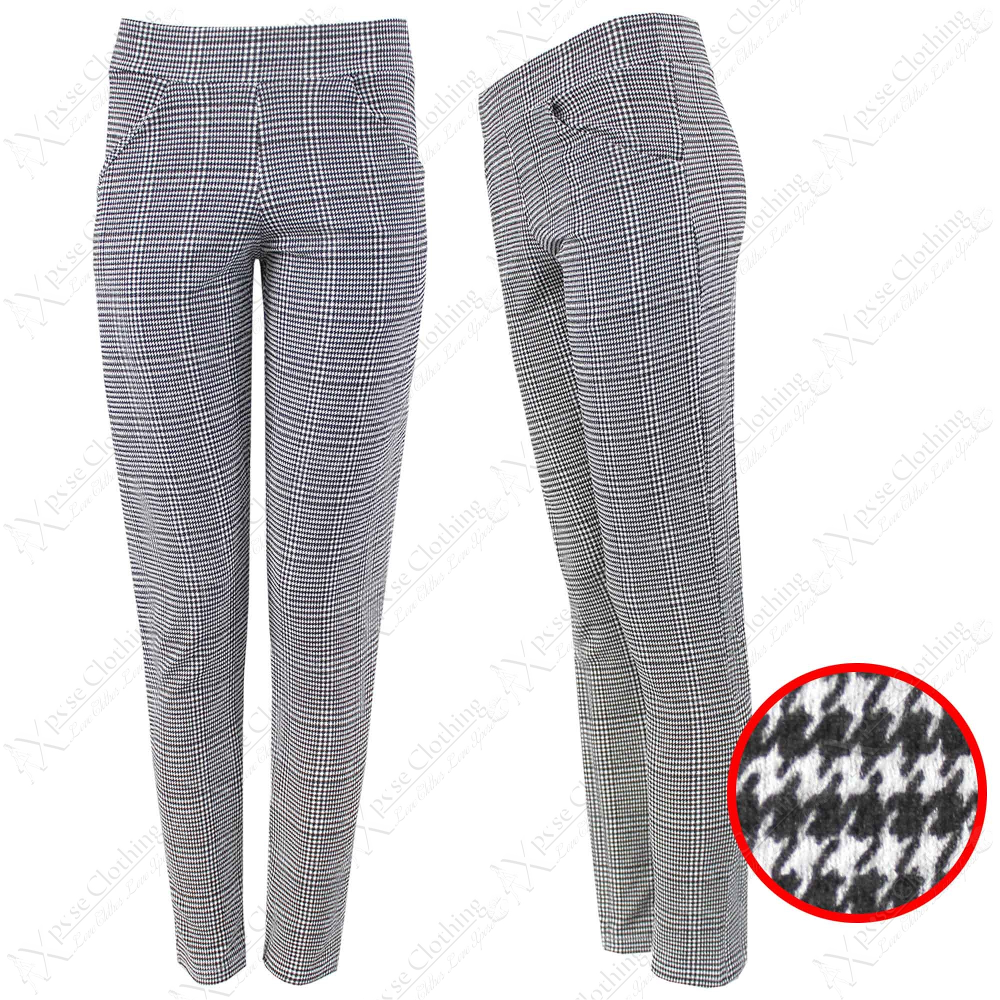 MM6 Wide-Leg Check Jersey Trousers € With a varied array of culottes, joggers and leggings, our women's trousers edit has it all. This carefully curated collection has everything from directional contemporary tailoring and wide leg trousers to festival-ready nostalgic vintage-inspired styles.
