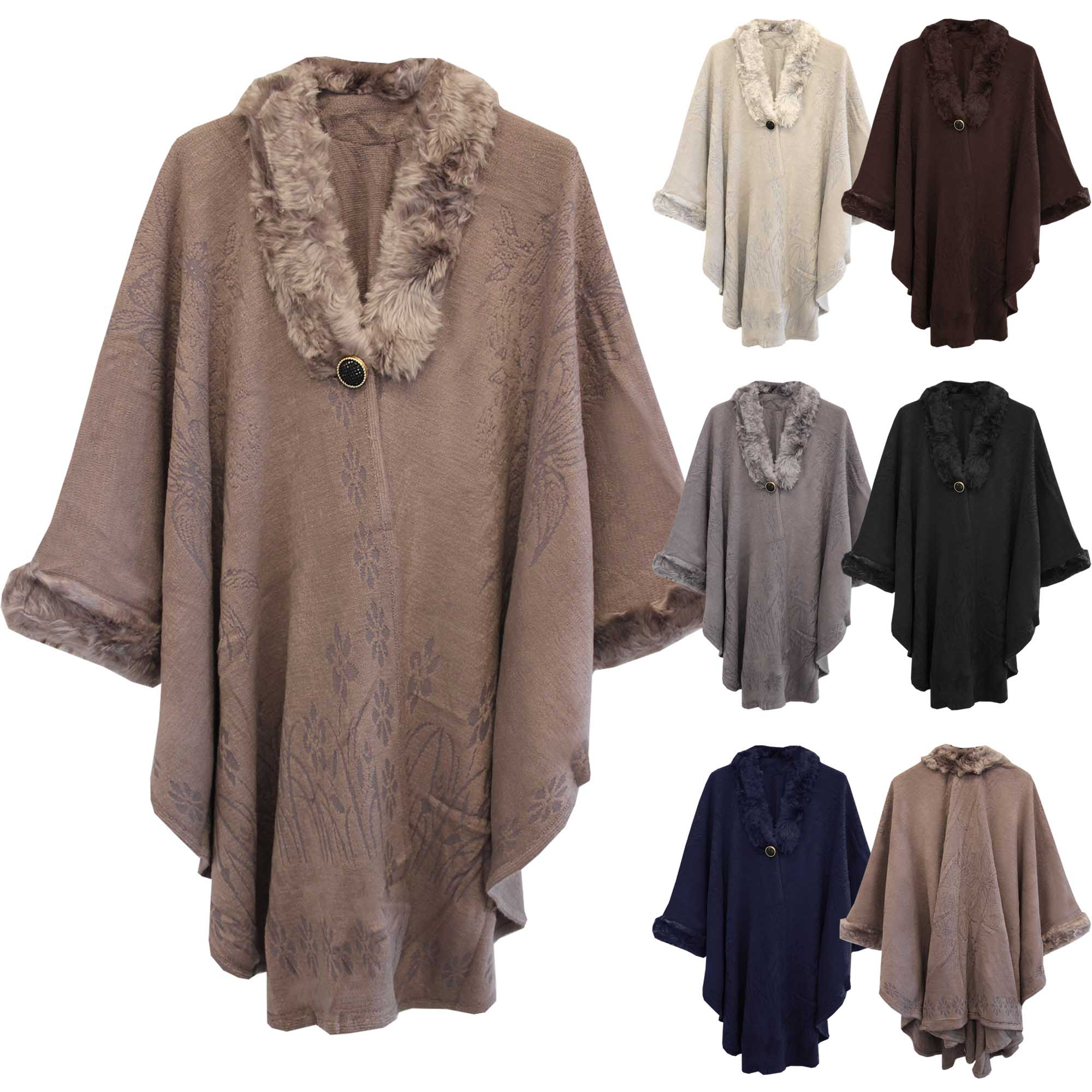 Blanket coats for women