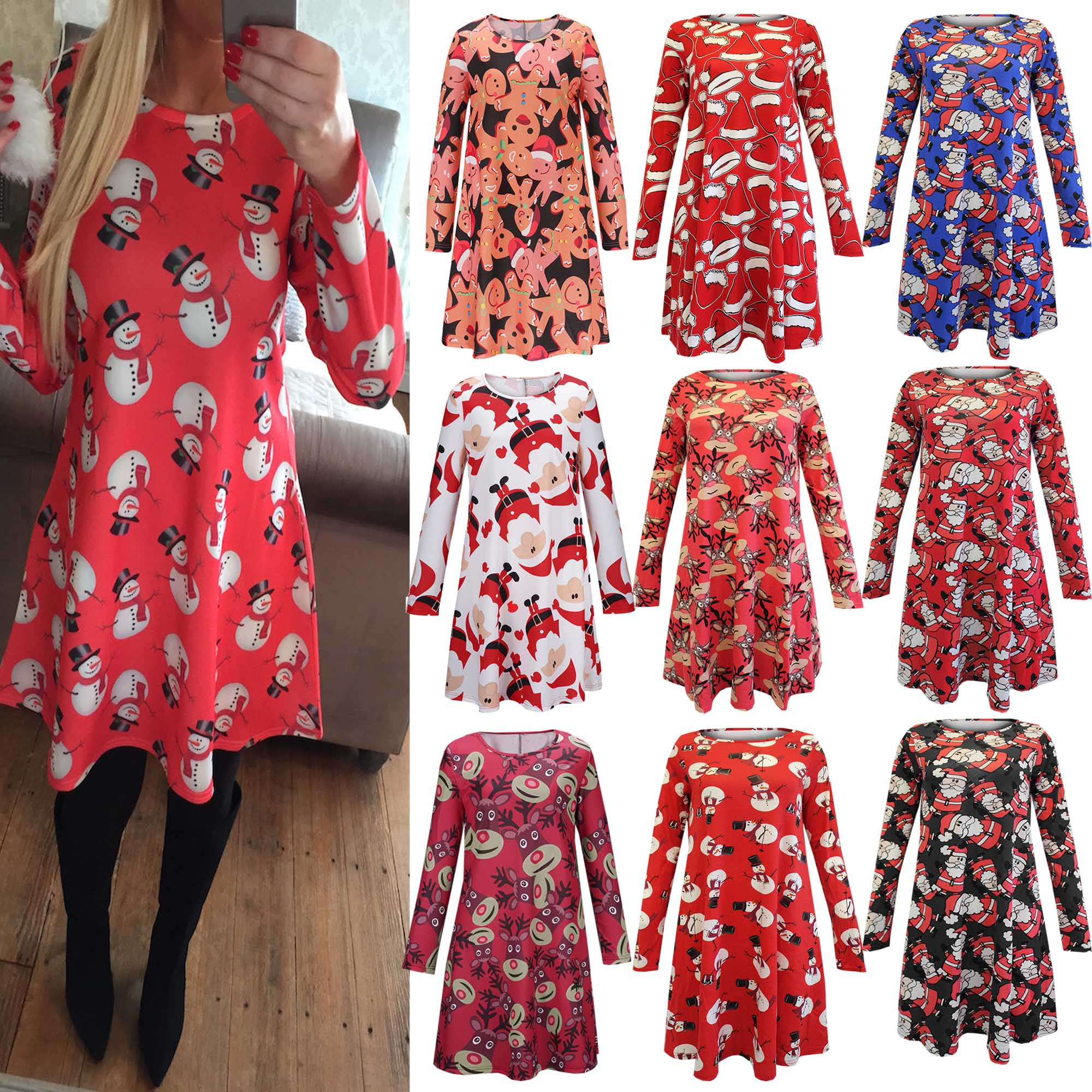 womens christmas dresses uk 106