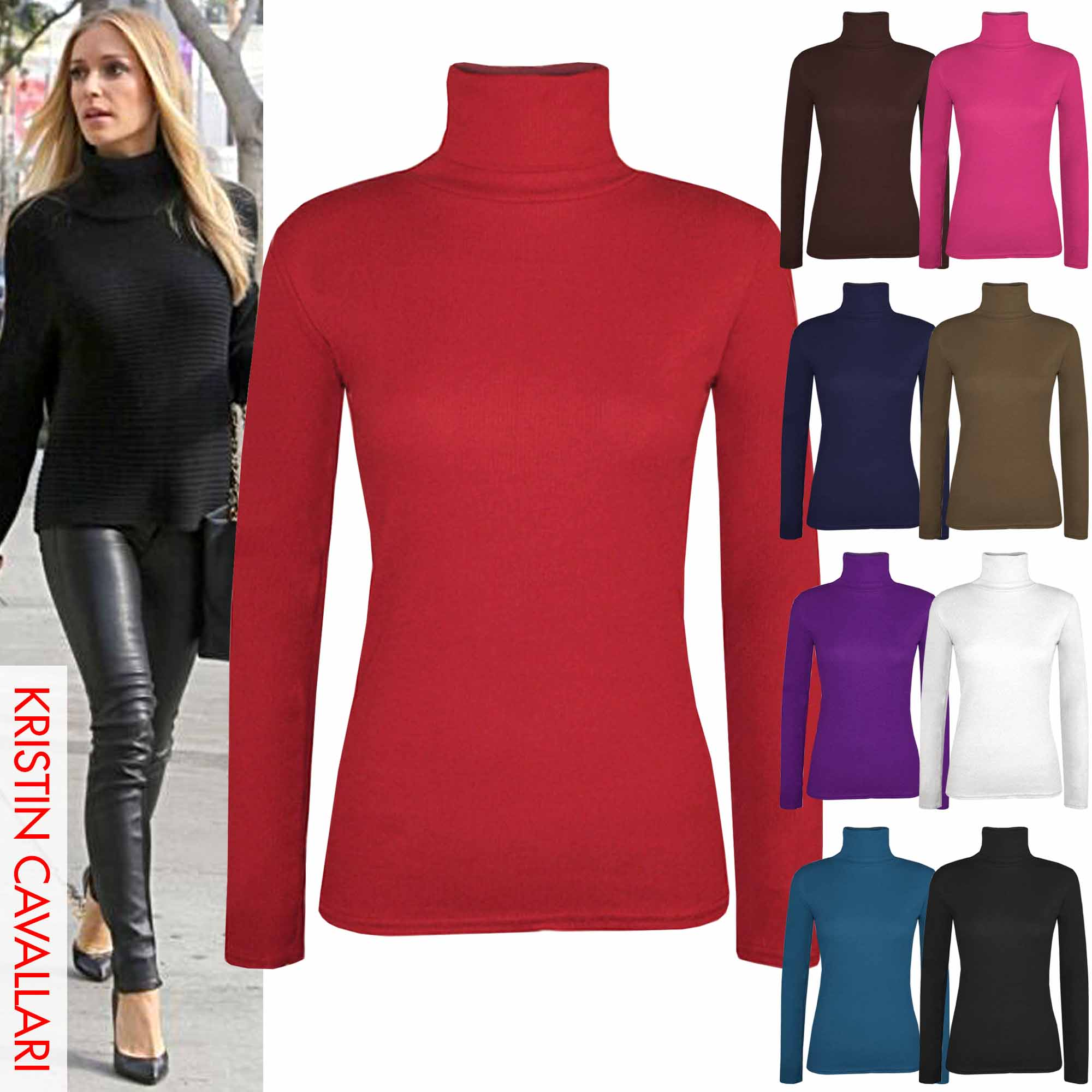 Our classic polo neck jumpers in women's cashmere are great for skiing holidays, and colder climates. These polo neck jumpers for women will keep your seasonal wardrobe stylish and comfortable.